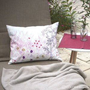 coussin original pour fauteuil made in france