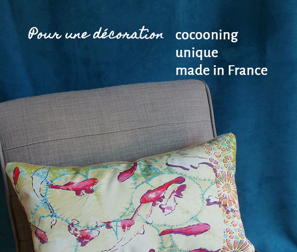 décoration cocooning, originale, made in France